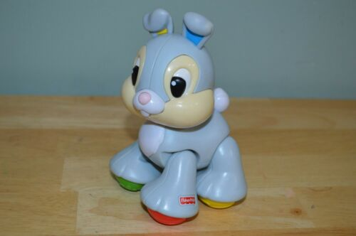 Fisher Price Amazing Animals THUMPER Bambi Disney Baby Rattle Toy Replacement