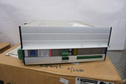 TELEMECANIQUE LXM15MD56N4 AC servo drive 3x208-480V 14kVA 20A SV 6.76 REPAIRED