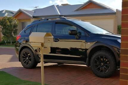 Subaru XV - Great car - go anywhere