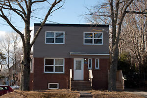 Renovated 1 Bedroom Upper Unit in Small Dartmouth Building !
