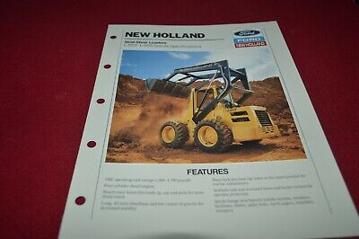 Skid Steer Loader L 775 Operator s Manual