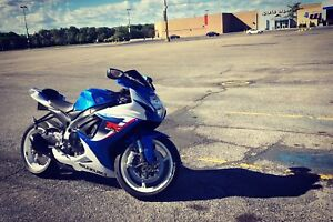 Gsxr600 2013 19000km Exhaust M4