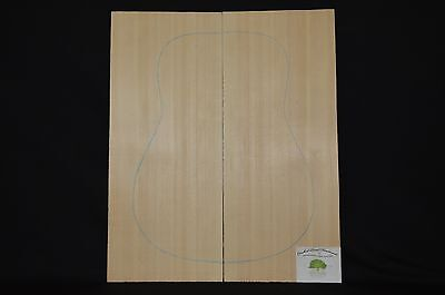 A SITKA SPRUCE (FREE SHIPPING) Acoustic Guitar Soundboard Luthier Wood Tonewood