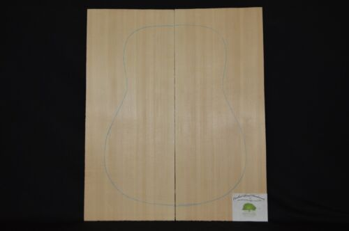 SITKA SPRUCE (FREE SHIPPING) Acoustic Guitar Soundboard Luthier Wood Tonewood