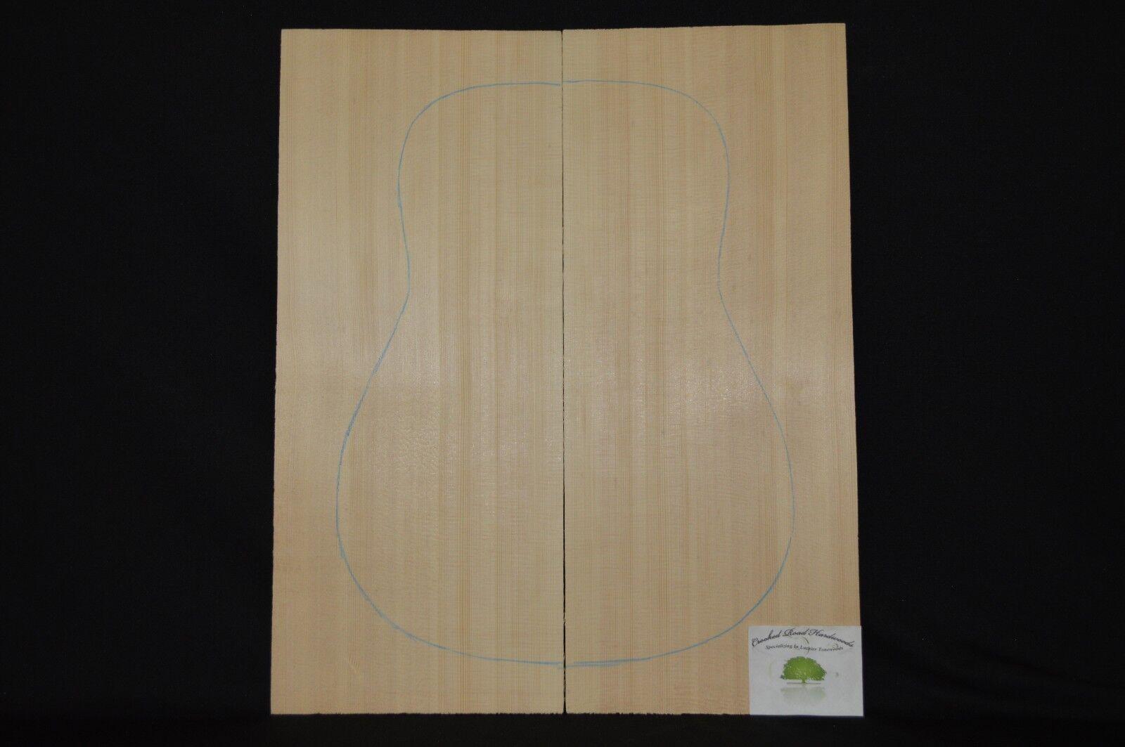 SITKA SPRUCE  Acoustic Guitar Soundboard Luthier Wood Tonewo