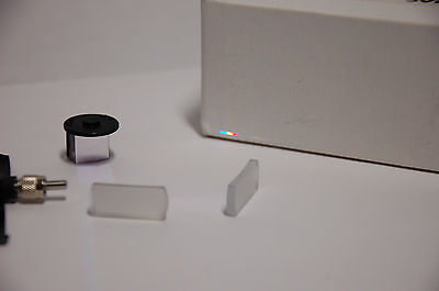 Build Your Own Spectrometer W Ocean Optics Parts - Grating Mirrors - Diy