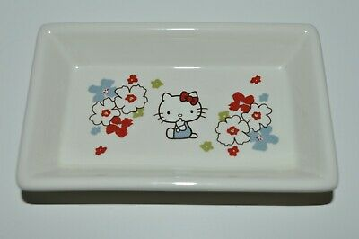Vintage Hello Kitty trinket dish by Sanrio