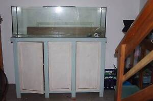 5 foot aquarium with stand and hood Wauchope Port Macquarie City Preview