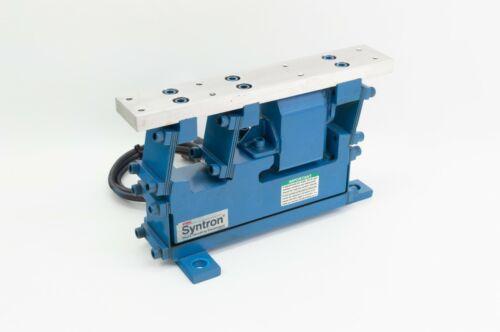 Fmc Syntron Ld-8 Linear Drive Magnetic Feeder 115v Vibratory Tray Track Shaker