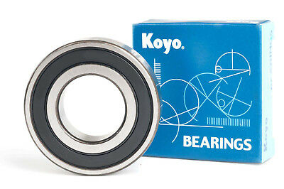 Koyo 605-rs Mini Deep Groove Ball Bearings 5x14x5mm