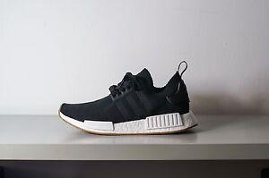 Adidas NMD R1 PK schwarz, Art. By1887, Sneaker NEU - Linz, Österreich - Sie haben das Recht, binnen 30 Tagen ohne Angabe von Gründen diesen Vertrag zu widerrufen. Die Widerrufsfrist beträgt 30 Tage ab dem Tag, an dem Sie oder ein von Ihnen benannter Dritter, der nicht der Beförderer ist, die Waren in Be - Linz, Österreich