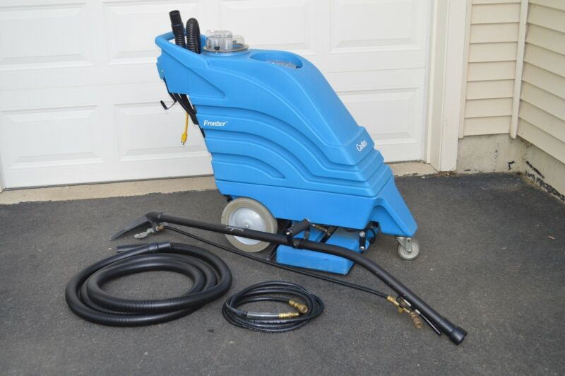 Used Nobles Frontier Extractor Carpet Cleaner P/N 608549- Local Pick-up Only!