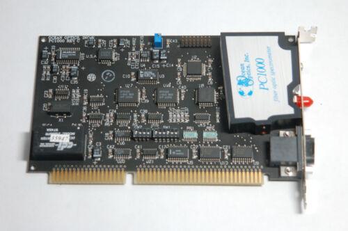 Ocean Optics PC1000 Spectrometer PC-1000 - Works with ISA BUS