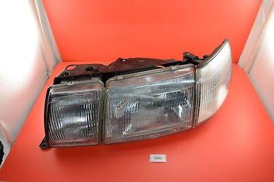 A6 90-94 LEXUS LS400 DRIVER LEFT FULL HEADLIGHT LAMP ASSEMBLY OEM 228-74984