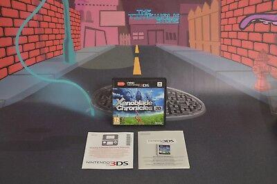 XENOBLADE CHRONICLES 3D NEW NINTENDO 3DS COMBINED SHIPPING segunda mano  Barcelona