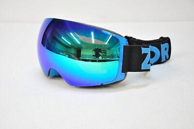 ZIONOR Lagopus X4 Snowboard Skibrille 100% UV400 Schutz