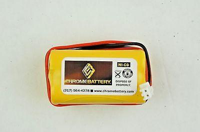 Emergency Lighting Battery 4.8v 800mah Replaces Simkar 660012 Cooper Industries