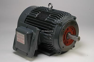 10 Hp Explosion Proof Electric Motor 215tc 3 Phase 3600 Rpm Hazardous Location