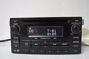 2011-2013 Subaru Impreza FORESTER Radio Cd Player TESTED 86201FG620 V36#017
