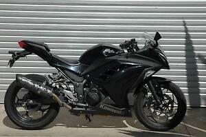 Kawasaki Ninja 300 with 6 month warranty, pipe, good clean bike Lobethal Adelaide Hills Preview