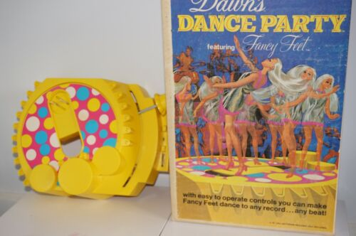 """Topper Dawn Dance Party stage accessory vintage 6"""" doll Pippa"""