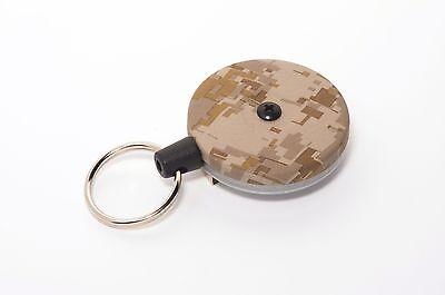 Key-bak Original 485r-hdk W 48 Kevlar Cord Steel Clip 8 Oz - Digital Desert