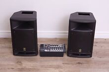 Yamaha StagePAS 300 personal PA System Tanah Merah Logan Area Preview