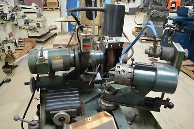 Rush Model 132a Semi Automatic Drill Grinder