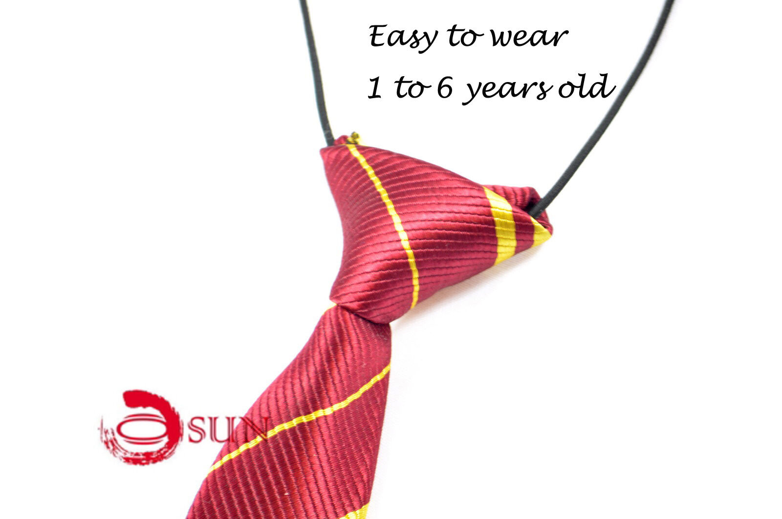 how to make a necktie with elastic