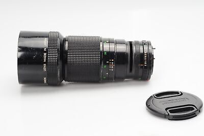 Canon FD 300mm f4 Lens 300/4, NO Drop in Filter or Holder                   #958