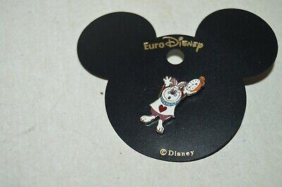 PIN´S Colección Eurodisney El Lapin Alicia País Marvel Nuevo Vintage 90 Disney