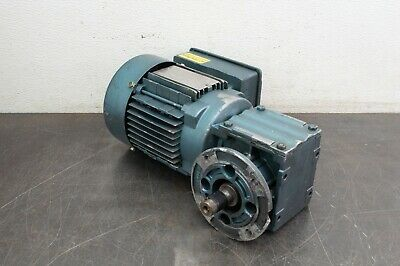 Sew-eurodrive Inverter Duty Electric Gear Motor 12 Hp 3ph 230yy460y Vac