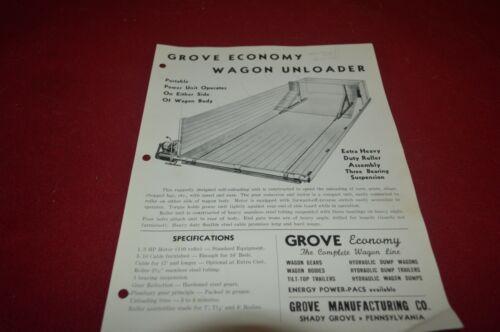 Grove Wagon Unloader Dealer