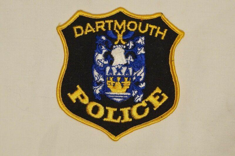 Canadian Nova Scotia Dartmouth Police Error Patch 1 Single