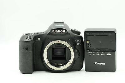 Canon EOS 60D 18MP Digital SLR Camera Body                                  #144