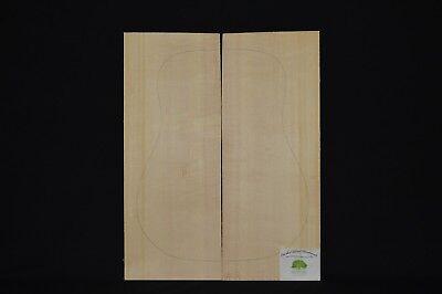 #2 GRADE SITKA SPRUCE Acoustic Guitar Soundboard Luthier Wood Tonewood SPAG2D-00