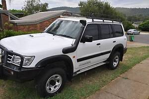 Nissan Patrol 2003 Wagon with lots of extras Lavington Albury Area Preview