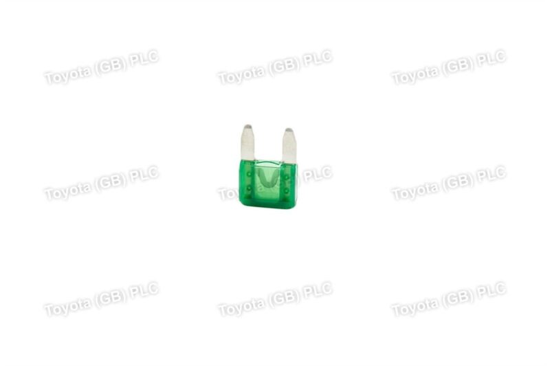 Genuine OEM Lexus Fuse Mini 20A - 9098209011