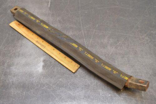 "T.J. Snow 7cx20 Welding Shunt Copper Wire Spot Welder 700 MCM 20"""