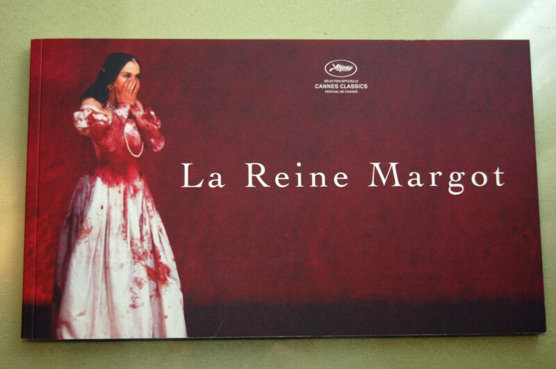 Patrice Chereau QUEEN MARGOT Official Pressbook Isabelle Adjani Asia Argento