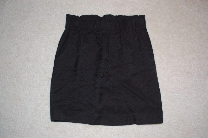 GAP Maternity Black Mini Pencil Skirt Size S