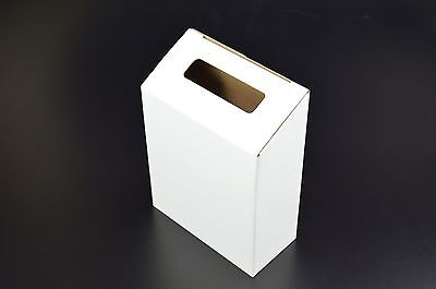Suggestion Collection Feedback Survey Ballot Box in Flat Pack Cardboard