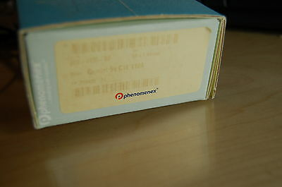 Hplc Column Phenomenex Gemini  5 U C18 50x2 Mm 110a  C-18 00b-4435-b0
