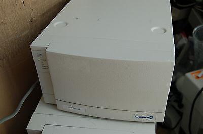 Gilson Uv Vis Detector Uvvis Hplc Lc Chromatography 156 Model Dual