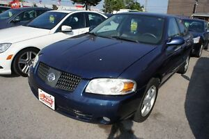 2005 Nissan Sentra 1.8 | POWER GROUP | AC | AUX |