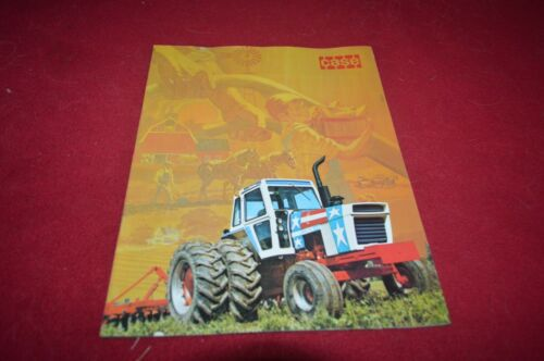 Case Tractor Buyers Guide For 1976 Dealer