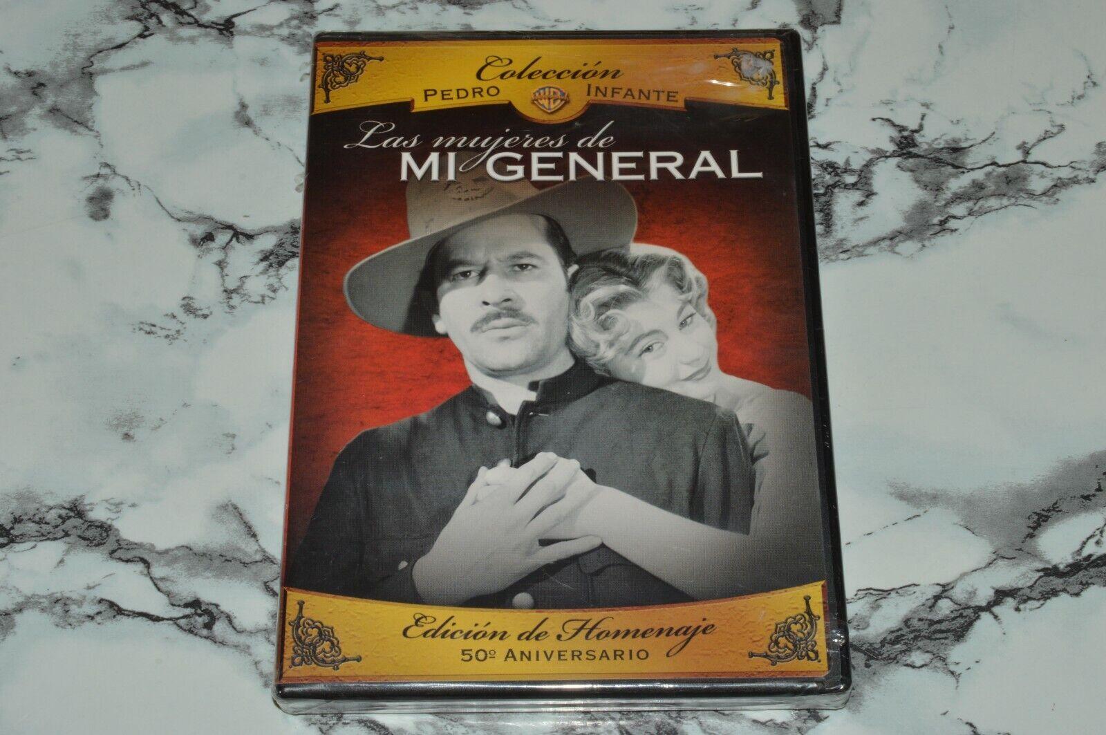 NEW - Las Mujeres De Mi General - Pedro Infante Coleccion DVD -- Please Read  - $16.91