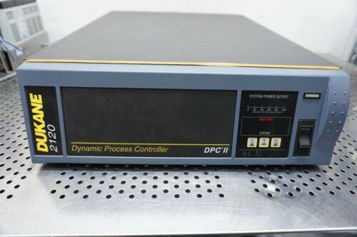 DUKANE 2120-LN4-L2 DPC II DYNAMIC PROCESS CONTROLLER missing cards