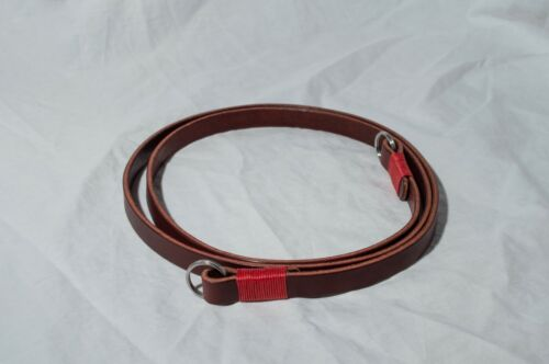 Genuine Leather Camera Strap, New