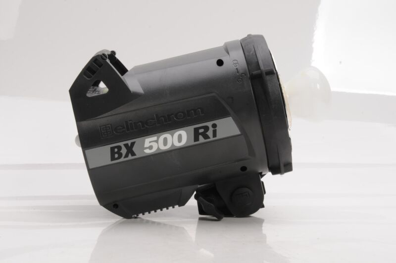 Elinchrom BX-Ri 500 Compact Monolight                                       #815
